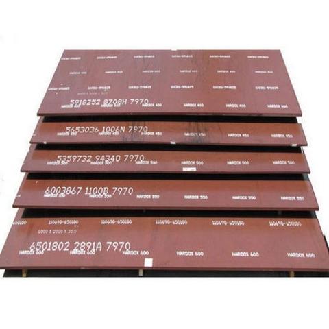 hardox550耐磨板切割,hardox550耐候板